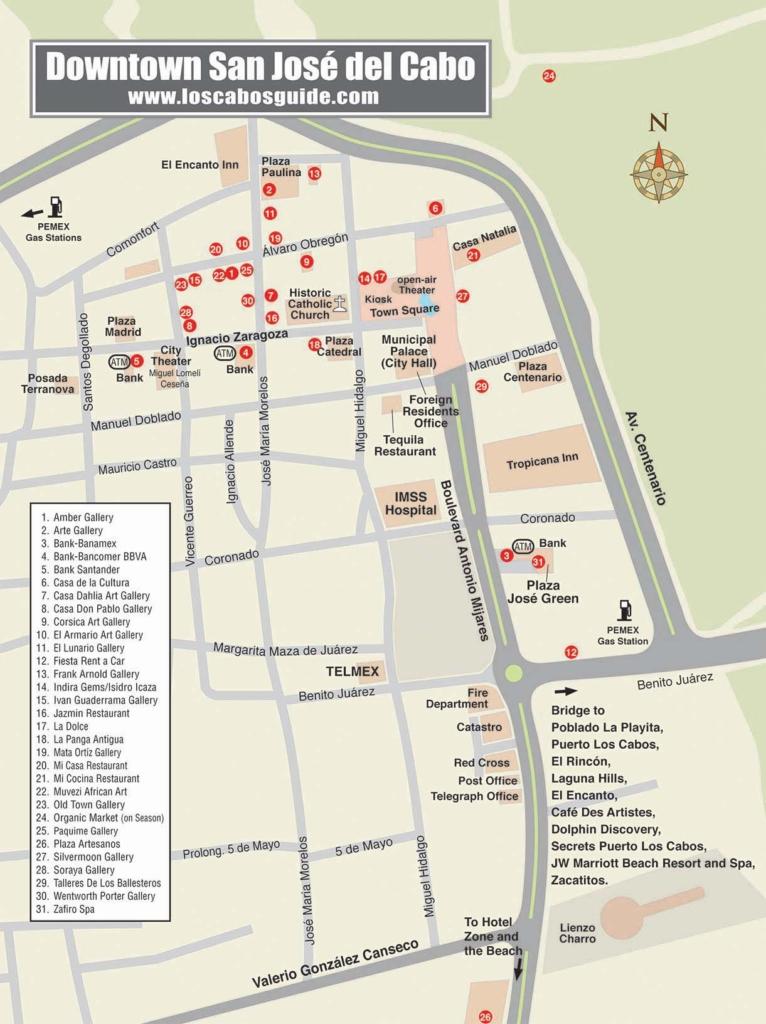 downtown cabo san lucas